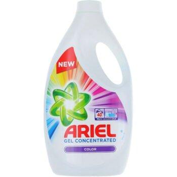 Ariel Detergent lichid 2.2L 40 spalari Color