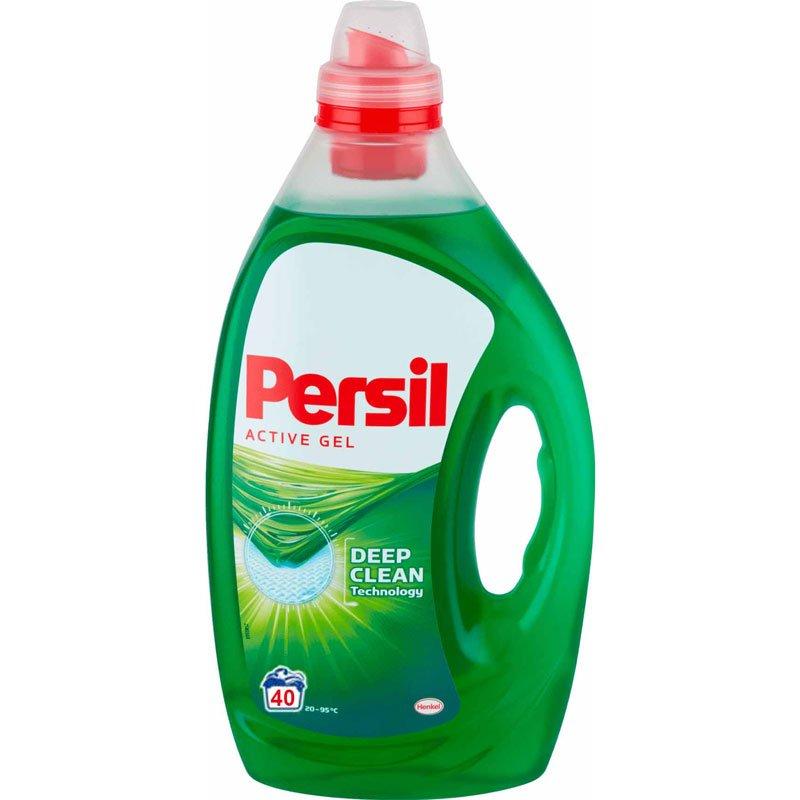 Persil Detergent lichid 2 L 40 spalari Active Gel Persil